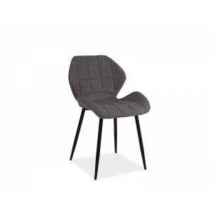 SIGNAL - Krzesło Hals - Szary