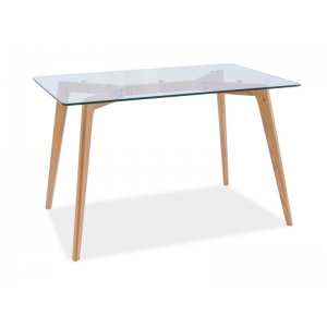 Stół Milan biały 120x80