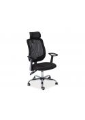Fotel obrotowy ergonomiczny Q-118