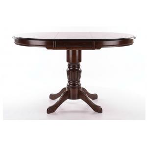 Stół Margo ciemny orzech 125x90