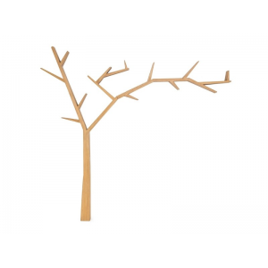 Regał półka Poprad drzewo