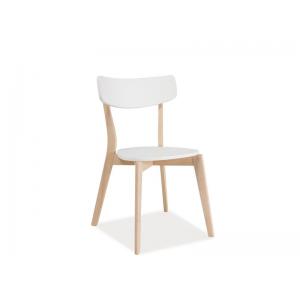 Krzesło Tibi dąb bielony