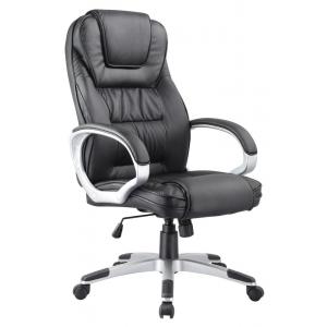 Fotel obrotowy Q-031 - Czarny
