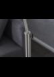 Lampa podłogowa SLACK chromowana