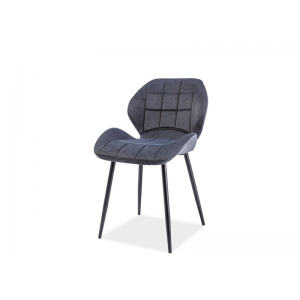 SIGNAL - Krzesło Hals - Grafit