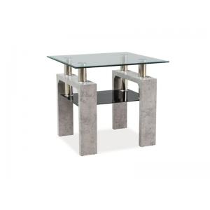 Ława Lisa D 60x60 beton