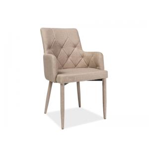 Krzesło Ricardo - beżowy