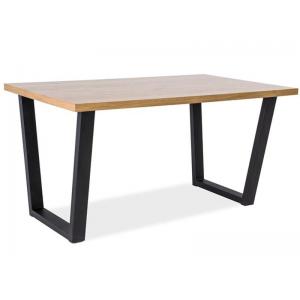 Stół Valentino Lity Dąb  150x90
