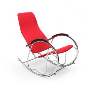 BEN 2 fotel bujany czerwony