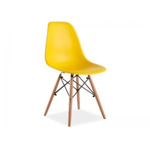 Krzesło ENZO - żółty