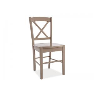 Krzesło drewniane CD-56 Signal - trufla
