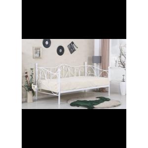 Łóżko SUMATRA białe