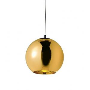Lampa wisząca BOLLA UP  20 - szkło metalizowane