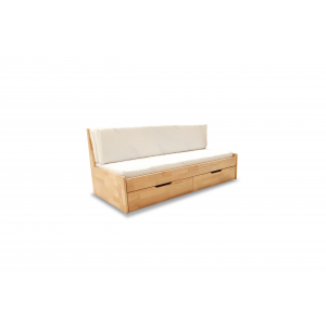 Łóżko Rozkładane Dwuosobowe DUO A 180X200