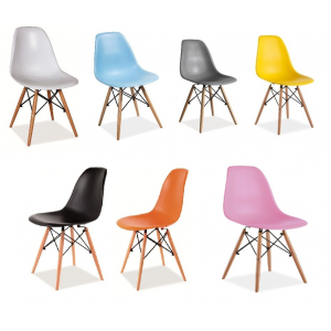 Krzesło ENZO Signal - Różowy