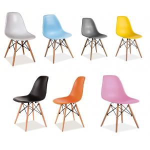 Krzesło ENZO - Różowy