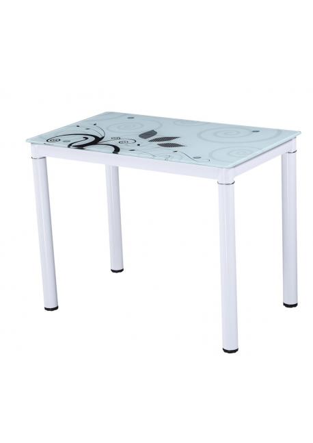 Stół Dam 100x60 Furni  biały DT1-310