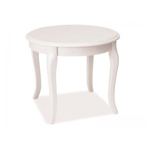 Stolik Royal D biały