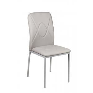 Krzesło Belm F263 szare Furni