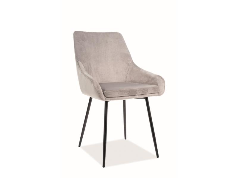 Krzesło Albi Velvet Signal