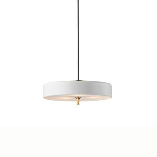 Lampa wisząca ARTE biało-złota