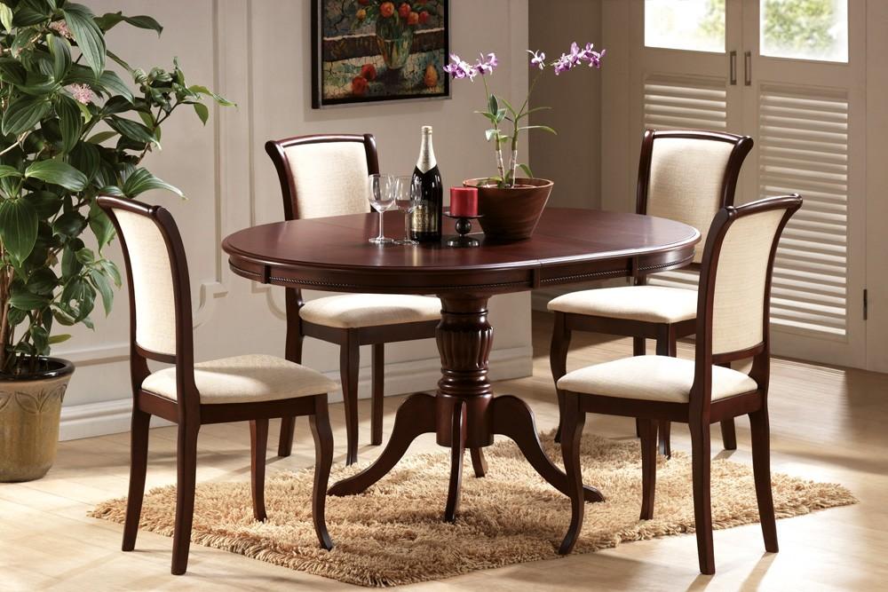 Stół Olivia ciemny orzech