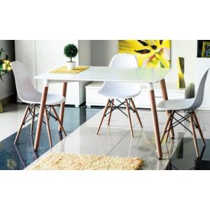 Stół Nolan 120x80 - Biały