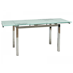 Stół GD-017 110(170)x74 - Biały
