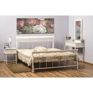 Łóżko Venecja 120x200 białe